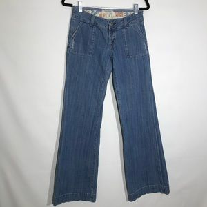 Miss Me Flare Leg Jeans Size 28